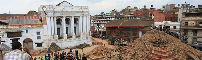 Still in Nepal?  Register with us for quick access to consular assistance