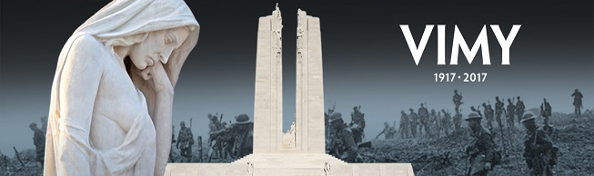 Information on travelling to France for the 100th anniversary of the Battle of Vimy Ridge