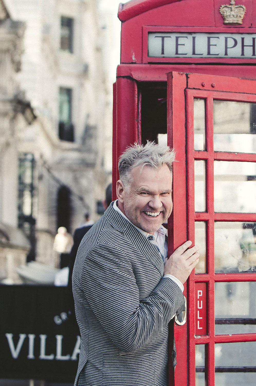 Sean Blane, consular officer in London - Travel gc ca