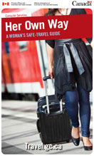 Her Own Way - A Woman's Safe-Travel Guide